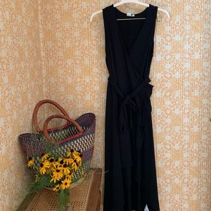 CLASSIC | Wrap front LBD from GAP
